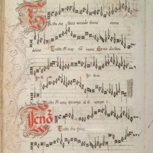 Manoscritto MS431