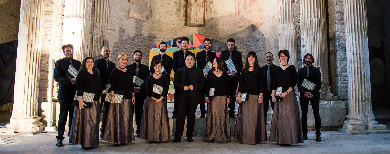 Libercantus in concerto a Spoleto