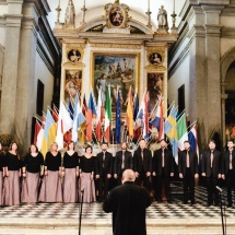 Libercantus Ensemble al Polifonico Internazionale 2016 due