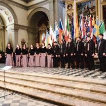 Libercantus Ensemble al Polifonico Internazionale 2016 tre