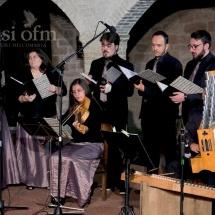 Cantico delle Creature, Frate Alessandro Brustenghi e Libercantus